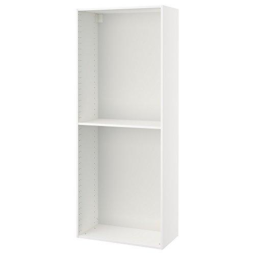 IKEA,イケア,METOD ハイキャビネットフレーム - 80x41x200 cm,702.732.90,70273290