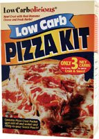 LowCarbolicious Low Carb Pizza Kit -- 11.8 oz