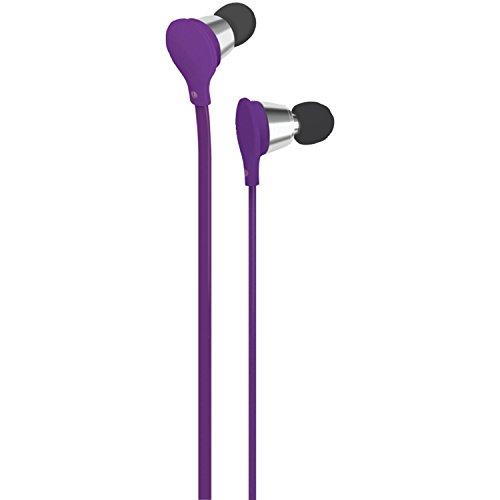 At&T Jive Music + Calls Stereo Headphones - Purple (Ebm01)