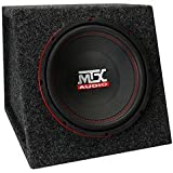"""MTX RT10-200 Amplified Road Thunder 10"""" Subwoofer 200W RMS"""