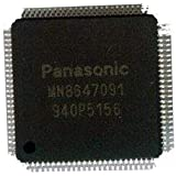 Hdmi Control Ic Mn8647091 By Panasonic For Ps3 Slim / Ps3 Super Slim