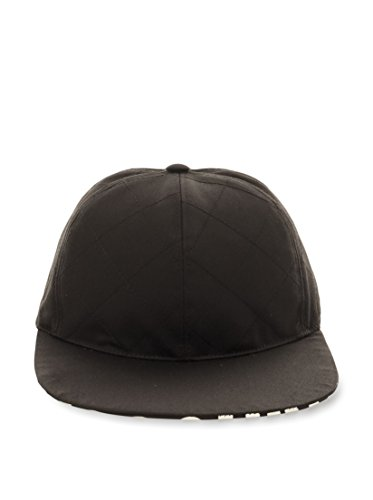 MOSCHINO Women's Baseball Cap, Black, Small