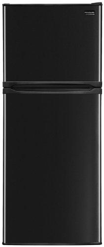 Frigidaire FFHT10F2LB9.9 Cu. Ft. Black Counter Depth Top Freezer Refrigerator - Energy Star
