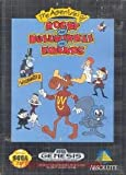 img - for Sega Genesis Video Game Cartridge (Rocky and Bullwinkle and Friends) book / textbook / text book