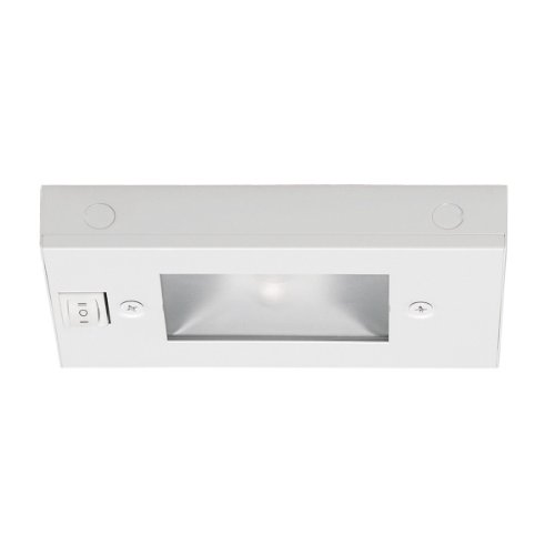 Wac Lighting Balix1Wt Premium Line Voltage 1Light Xenon Under Cabinet