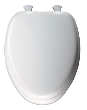 Premium Soft Elongated Toilet Seat Pack Of 10