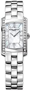 Baume   Mercier Womens 8745 Hampton Milleis Quartz Watch