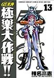 GS美神極楽大作戦!! 13 (少年サンデーコミックスワイド版)
