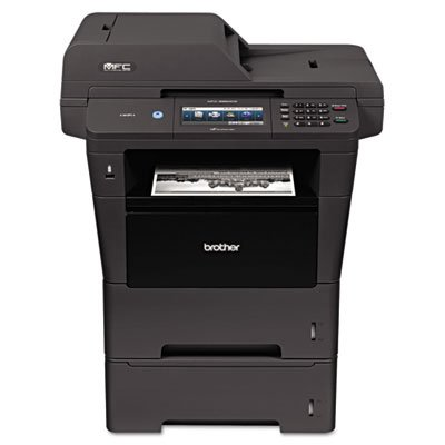MFC-8950DWT Wireless All-in-One Laser Printer, Copy/Fax/Print/Scan
