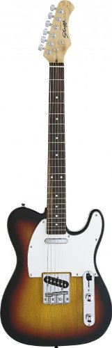 "Stagg T320-Sb Standard ""T"" Style Electric Guitar - Sunburst"