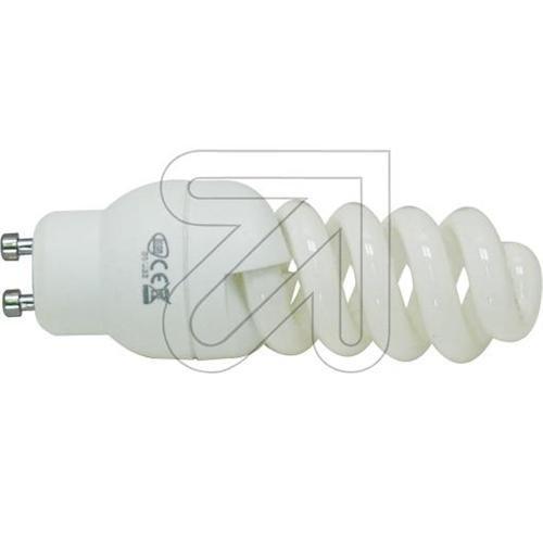 EGB Energiesparlampe Minispirale GU10 9W