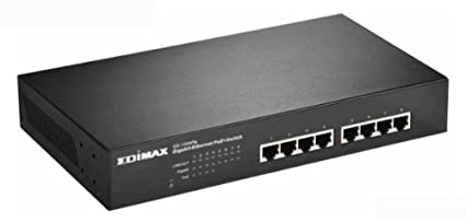 Edimax GS-1008PH Switch Ethernet 8 ports