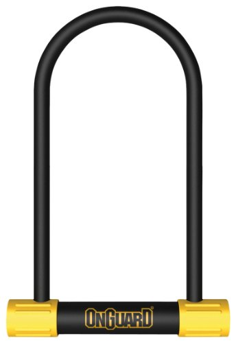 OnGuard Bulldog LS U-Lock (Black, 4.53 x 11.50-Inch)