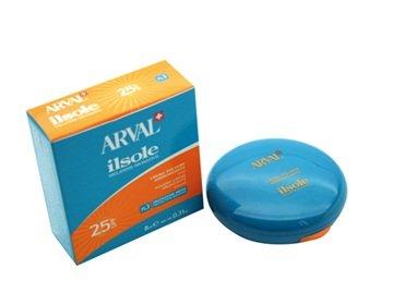 Arval Il Sole Crema polvere abbronzante viso n.1 SPF 6 - 8 ml - 8 ml