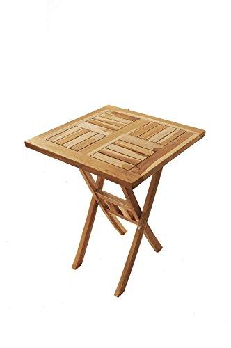SAM-Teak-Holz-Balkontisch-Gartentisch-Holztisch-60-x-60-cm-quadratisch-zusammenklappbar-leicht-zu-verstauen