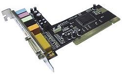 Element CC-SC6C 5.1 Channel PCI Sound Card