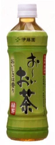 伊藤園 お~いお茶 緑茶 500ml×24本