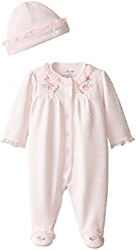 Little Me Baby-Girls Newborn Graceful…