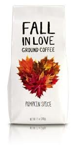 Fall In Love Ground Coffee - Pumpkin Spice 12 Oz.