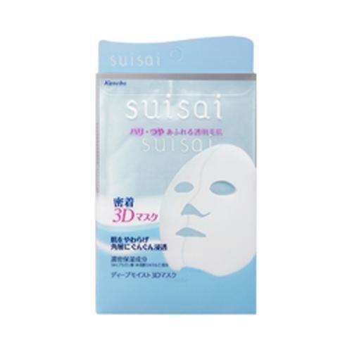 suisai ディープモイスト3Dマスク