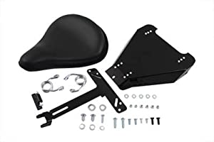 Amazon Com V Twin 47 0793 Solo Seat Kit Black Automotive