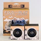 Cityscape OrigAudio Fold n' Play Recycled Speakers