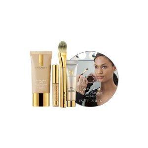 Estee Lauder Double Wear Makeup Lesson Face Kit ~ Shade 4.0