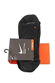 Nike Dri-FIT Half Cushion No Show Socks – 3 Pair