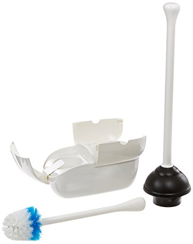 Oxo Good Grips Toilet Brush And Plunger Combo