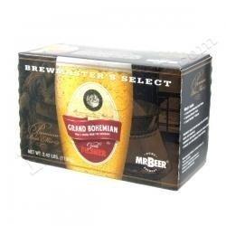 Mr. Beer Grand Bohemian Czech Pilsner Refill Brew Pack