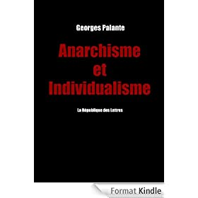 Anarchisme et Individualisme