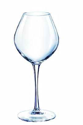 bc54900cdc0 Cristal d Arques 9209351 Wine Emotion Lot 6 Verres à Pied Vin Blanc 47 cl