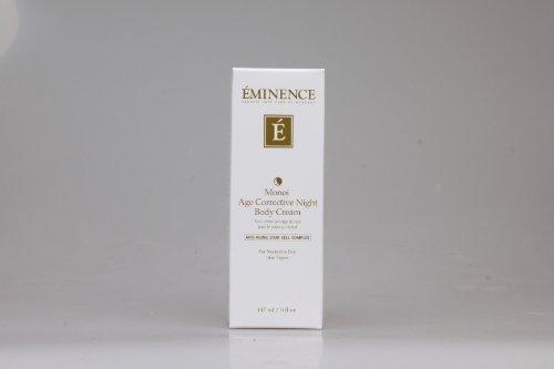 Eminence Monoi Age Corrective Night Body Cream 147ml 5oz