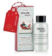 Philosophy Snow Angel Ornament Sweetly Fallen Snow Shampoo, Shower Gel & Bubble Bath