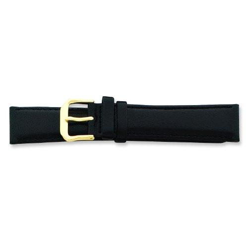 de-beer-black-leather-watch-band-8mm