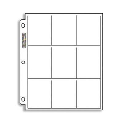 Platinum Series Card Display Box (9-Pocket Pages, 100 Count) велотренажер tunturi platinum recumbent bike pro