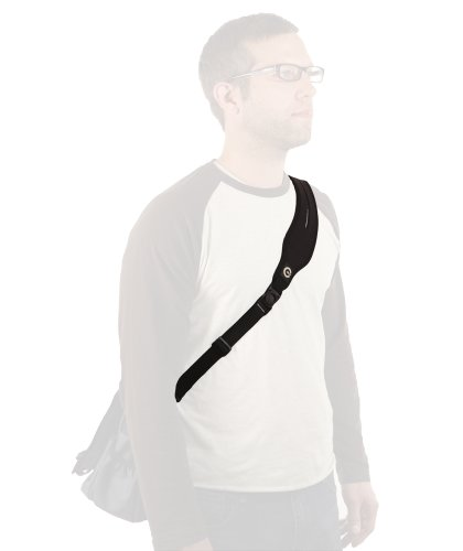 Ultra Comfortable Laptop Strap with Split Strap Technology (Messenger Bag Custom compare prices)