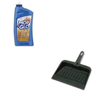 kitrac89333rcp2005cha-value-kit-professional-mop-amp-glo-triple-action-floor-cleaner-rac89333-and-ru