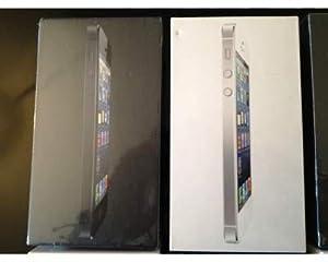 Apple iPhone 5, Smartphone Display 4 Pollici, Connettività Edge, GPRS, HSDPA, HSUPA, Wi-Fi, Bluetooth, Colore Nero