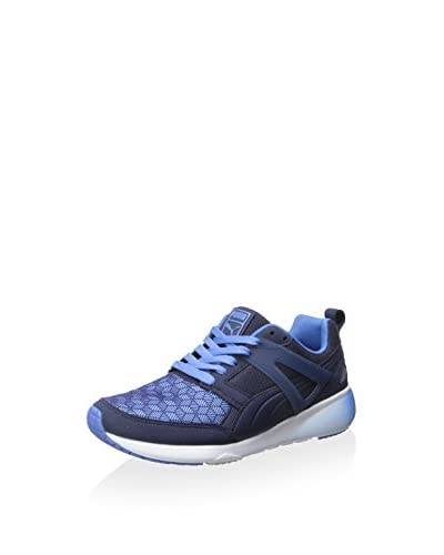 PUMA Women's Aril 3D Lace Up Sneaker