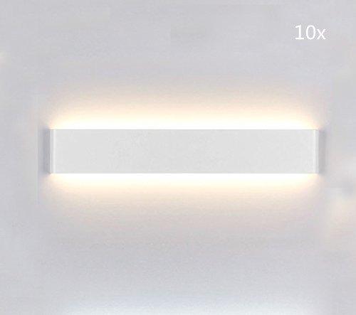 Elinkume 14w aluminium acryl moderne led wandleuchte 85 - Moderne wandlampen ...
