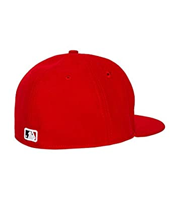 New Era Anaheim Angels Mlb Fitted Cap