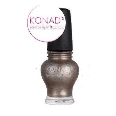 Vernis Stamping nail art Konad - Edition princess - Bronze leger 12ml