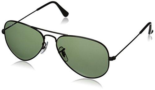 ray-ban-lunettes-de-soleil-mixte-noir-55-mm