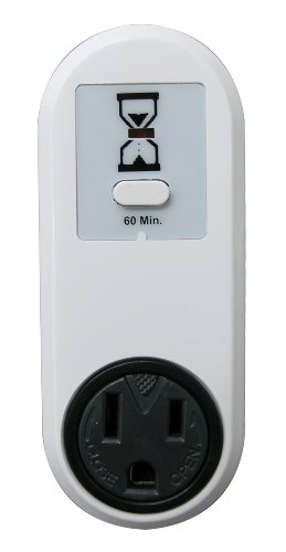 Simple Touch C30002 Auto Shut-Off Safety Outlet, Single Setting