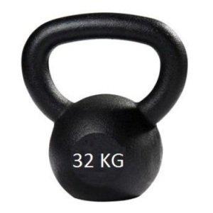 Kettlebell 32kg cast Kettlebell