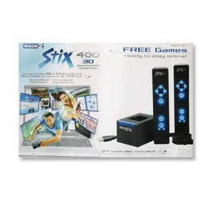 GoLive2 Stix 400 3D Game Controller single starter pack