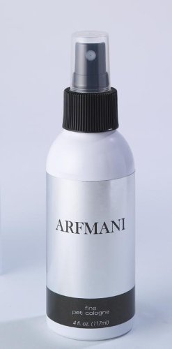 Dog Cologne - Arfmani - Your Pet's Version of Armani (4 fl. oz.) - Made in USA