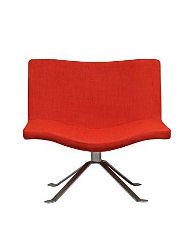 International Designs USA Jetro Leisure Chair, Orange