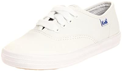 Keds Original Champion CVO Leather Uniform Sneaker (Toddler/Little Kid/Big Kid)